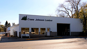 Crane Johnson Lumber - Pelican Rapids Location